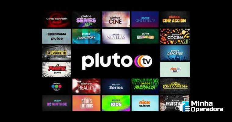 Pluto TV exibirá programação especial no próximo fim de semana